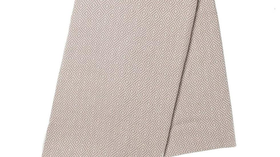 Sand Diamond Turkish Towel