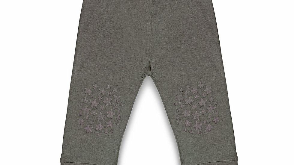 Charcoal Grey Grip N' Go Leggings - Bamboo