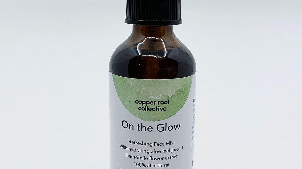 On the Glow Face Mist + Toner
