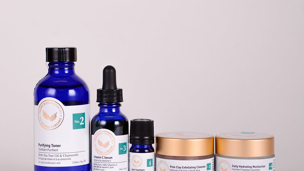 Dry Acne | Acne/Combination Package