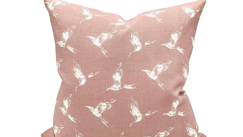 Swallow Birds Pretty Pink