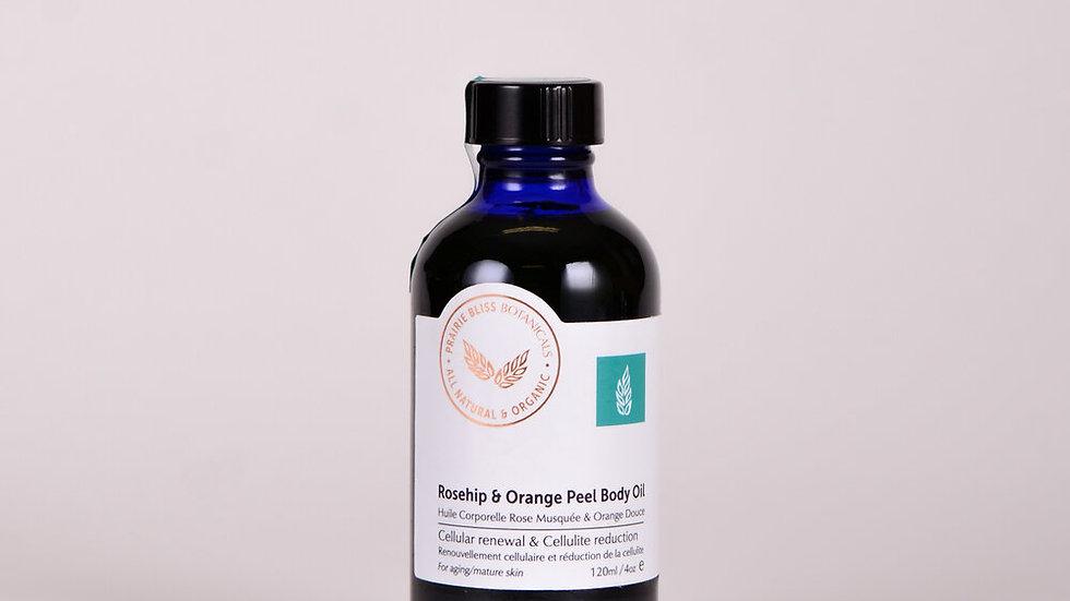 Rosehip & Orange Peel Body Oil