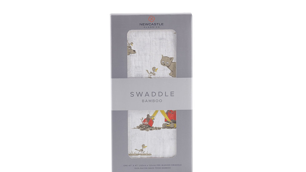 Are You My Mother? Swaddle