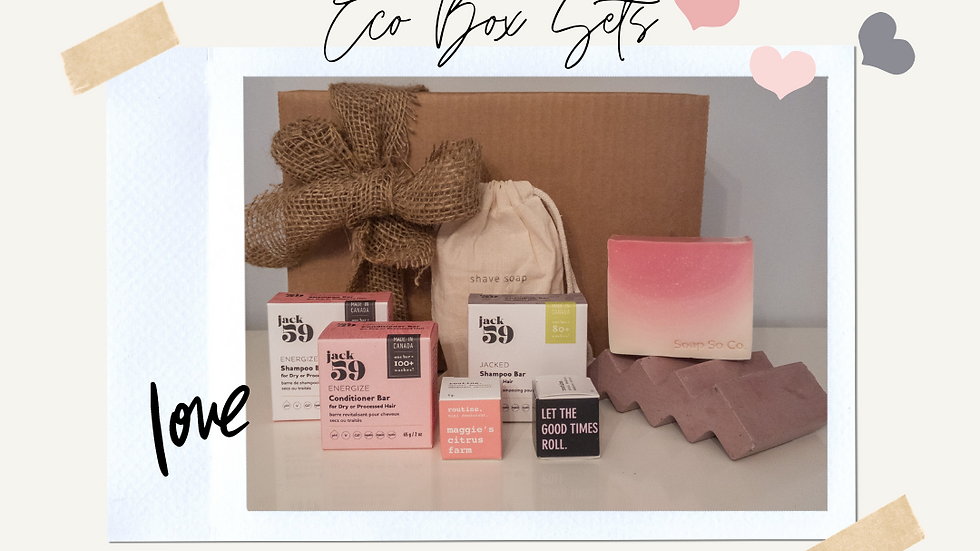 His & Hers Eco- Gift Set