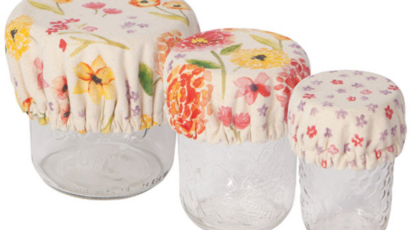 Now Designs-Bowl Cover Mini Set of 3 in Cottage