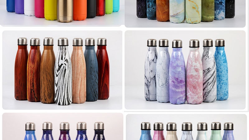 500ML Starry Sky Cola Water Beer Hot Cold Thermos