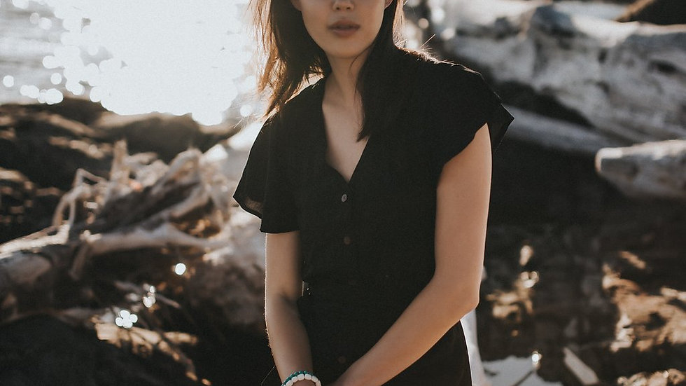 Keandra Dress | Black