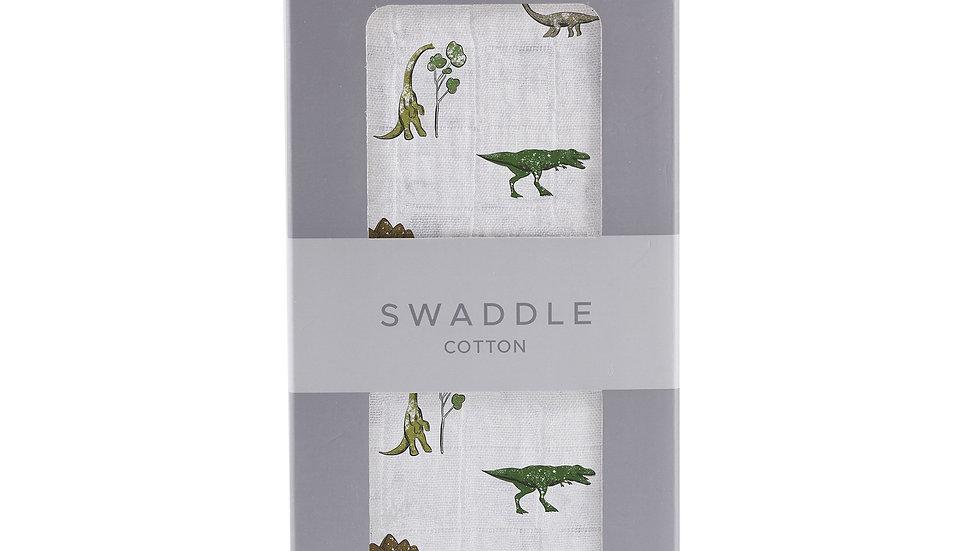 Dino Days Swaddle
