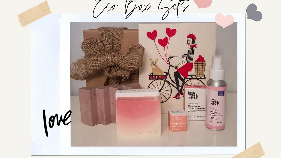 Beauty Box- Eco Gift Set