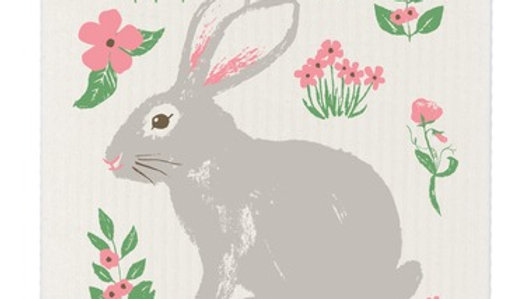 Now Designs Ecologie Swedish Sponge Cloth Easter Bunny