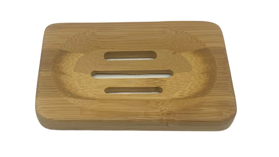 Eco Designed Bamboo Soap Holder