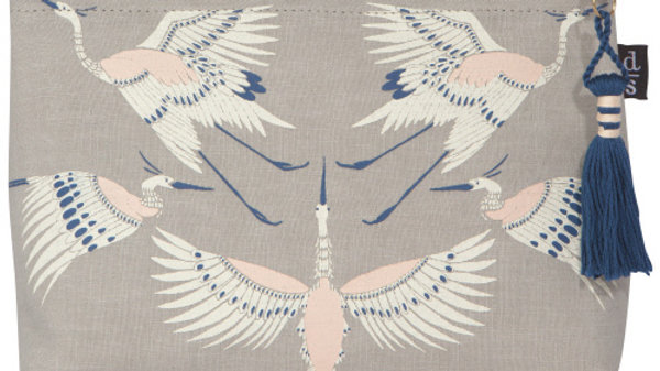 Danica Imports Cosmetic Bag Small- Flight Fancy