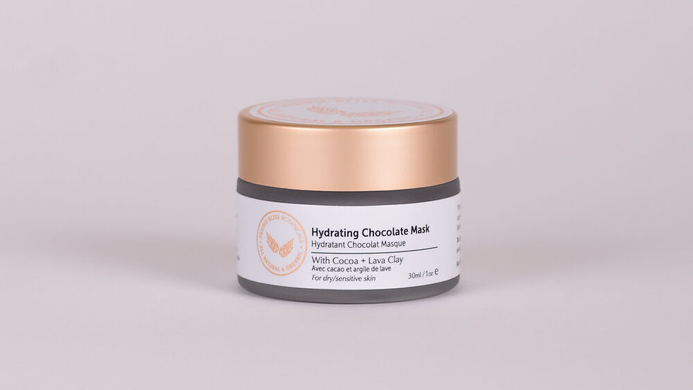Hydrating Chocolate Mask
