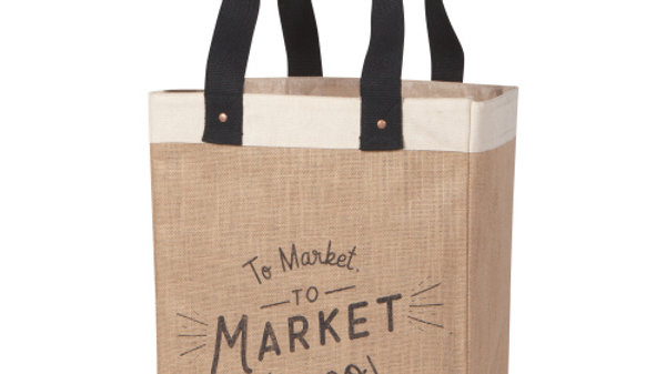 Now Designs Market Tote To Market We Go