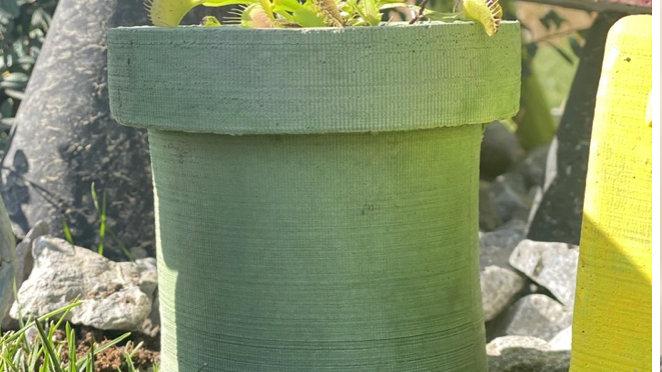 Pipe- Planter