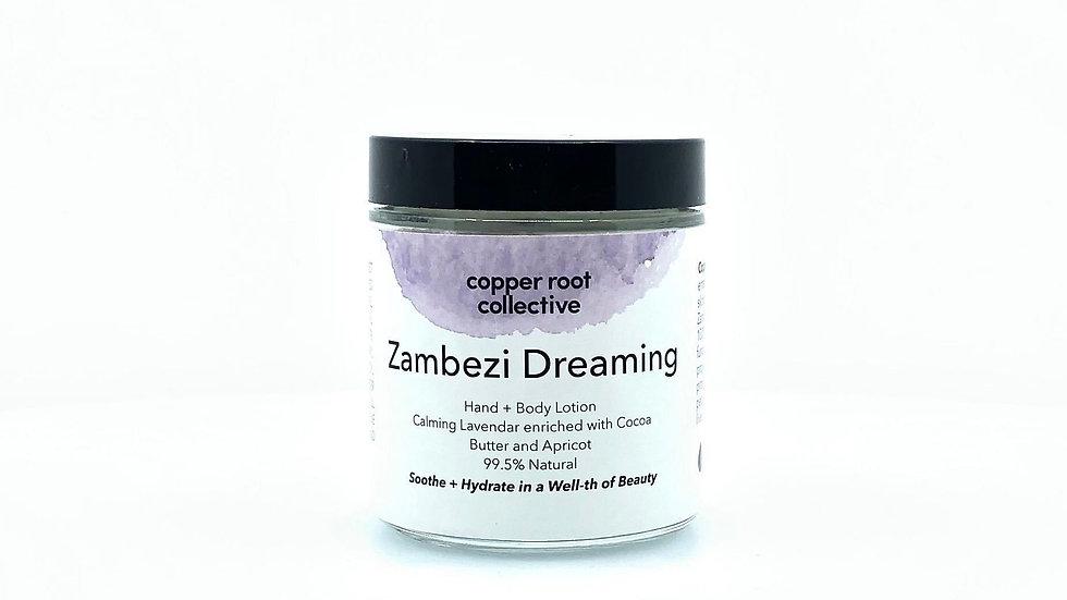 Zambezi Dreaming Lotion