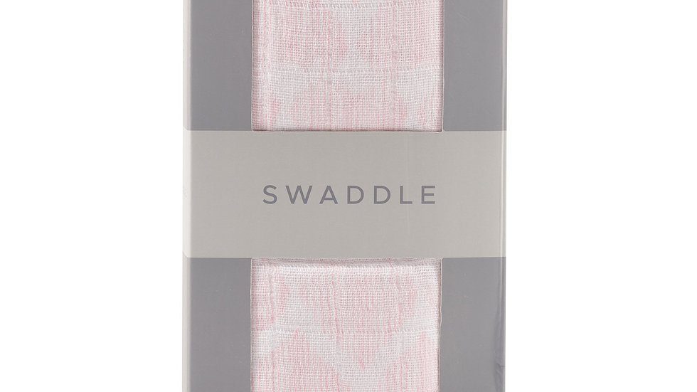 Matchstick Hearts Swaddle
