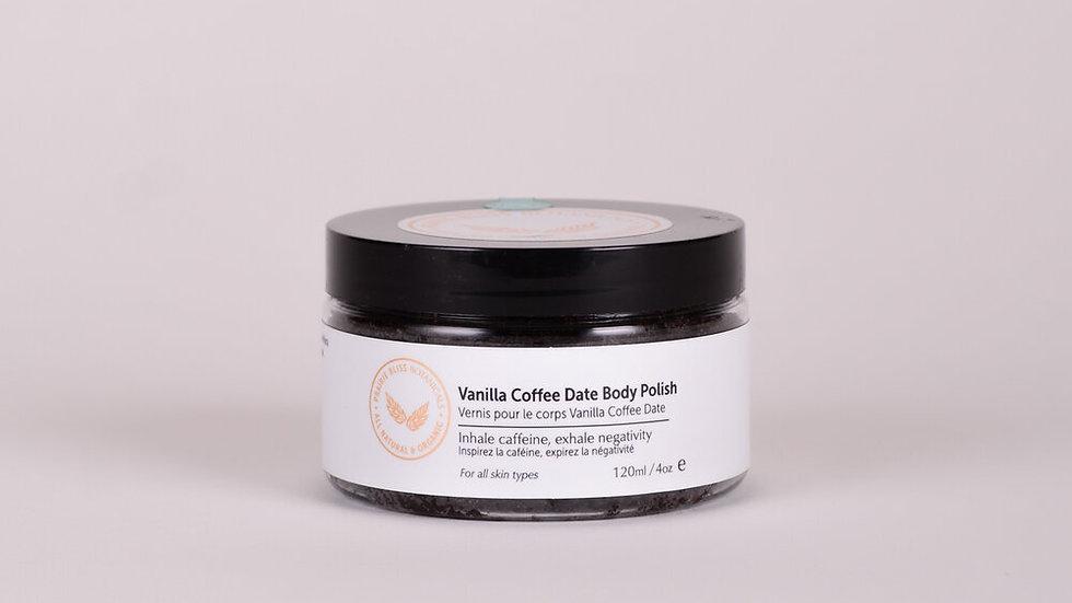 Vanilla Coffee Date Body Polish