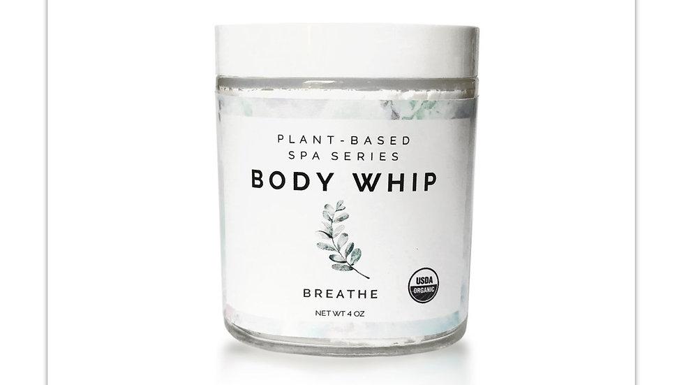 Organic Body Whip | Breathe