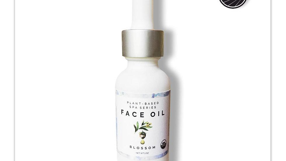 Organic Face Oil  | Blossom