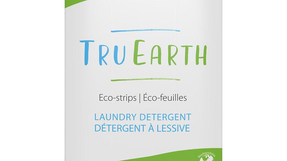 Tru Earth Eco-strips Laundry Detergent (Fragrance-free) - 32 Loads
