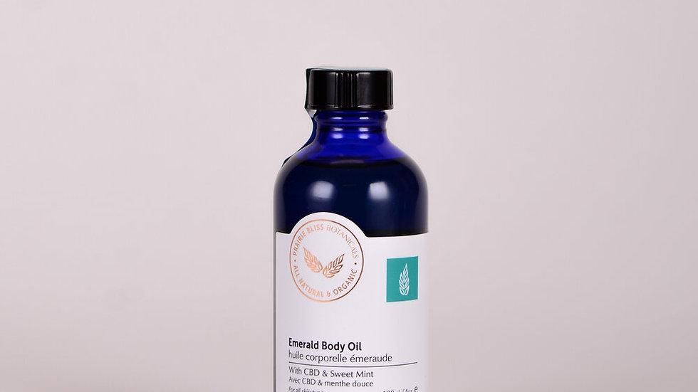 Emerald Body Oil