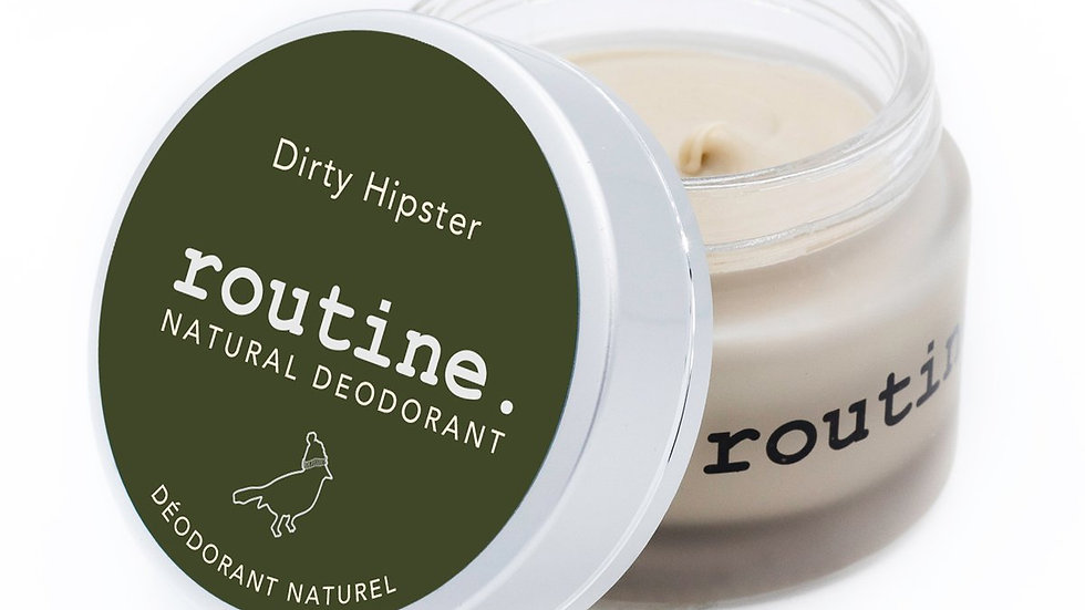 DIRTY HIPSTER 58G DEO JAR
