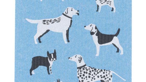 Now Designs Ecologie Swedish Sponge Cloth-Dog Days