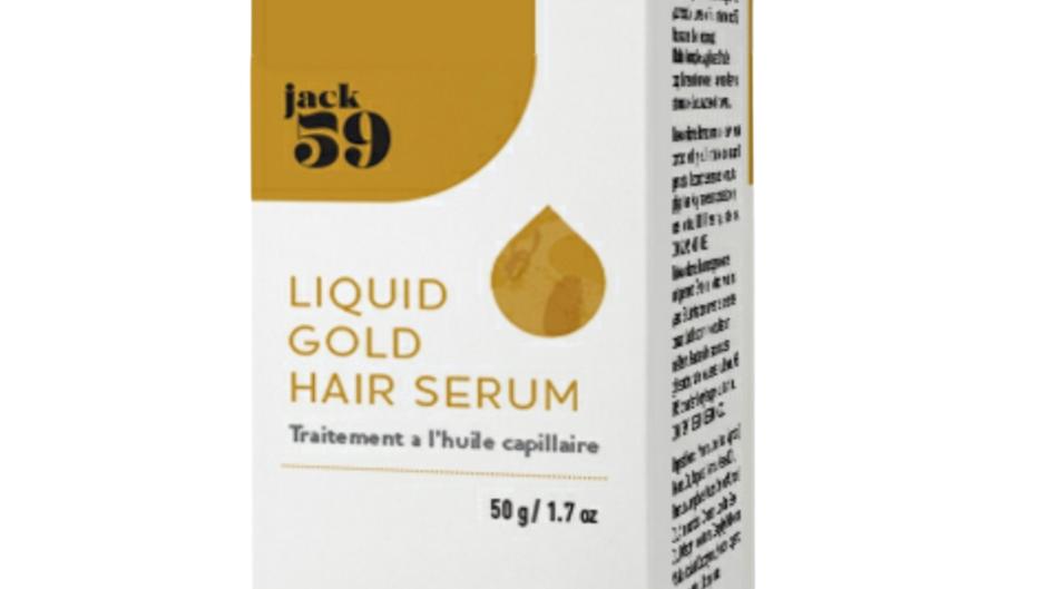 Liquid Gold Hair Serum
