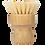 Thumbnail: Sisal Mini Scrub Brush Bamboo Dish Scrubber