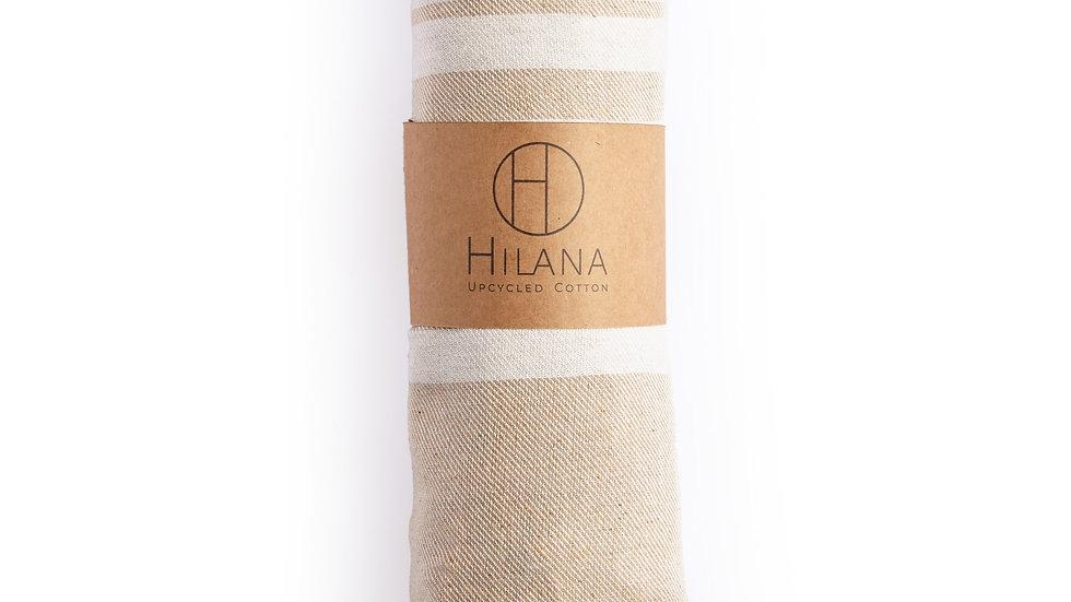 Fethiye Blanket Throw - Beige