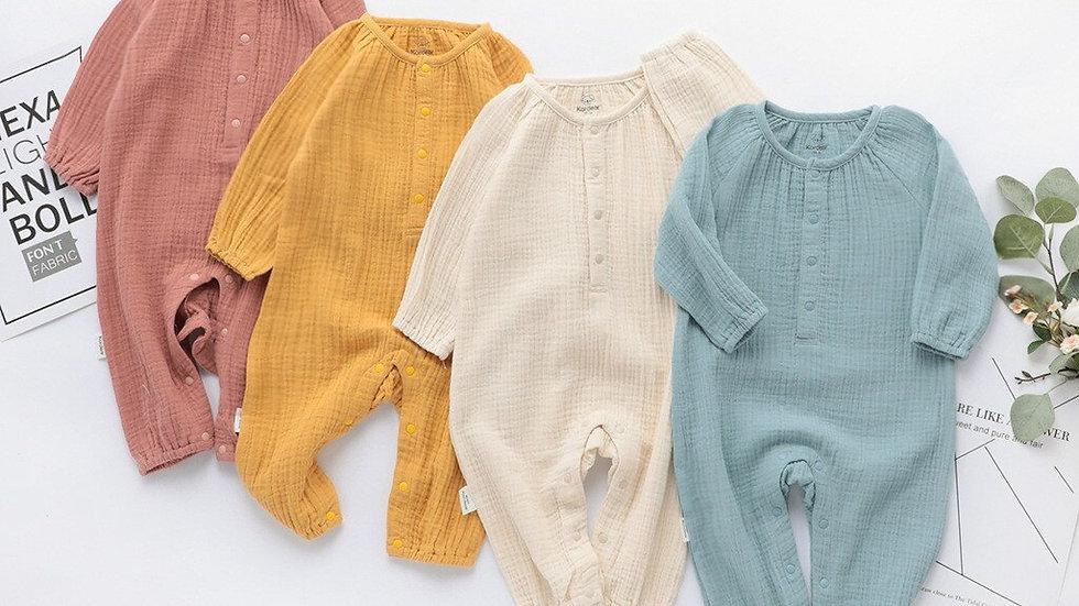 Organic Cotton /Linen Baby Clothes