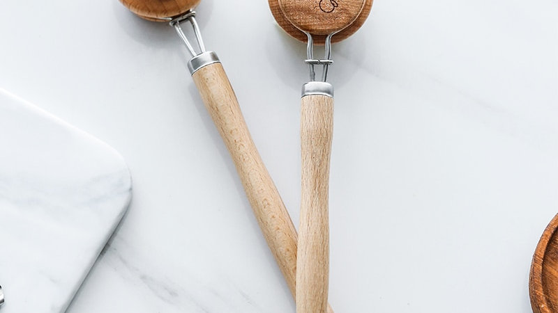 Natural Beech Cleaning Brush