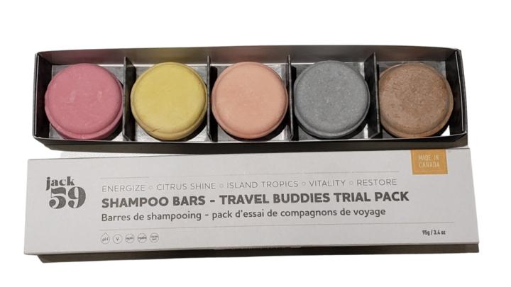 Trial Pack-Shampoo Bar Sampler
