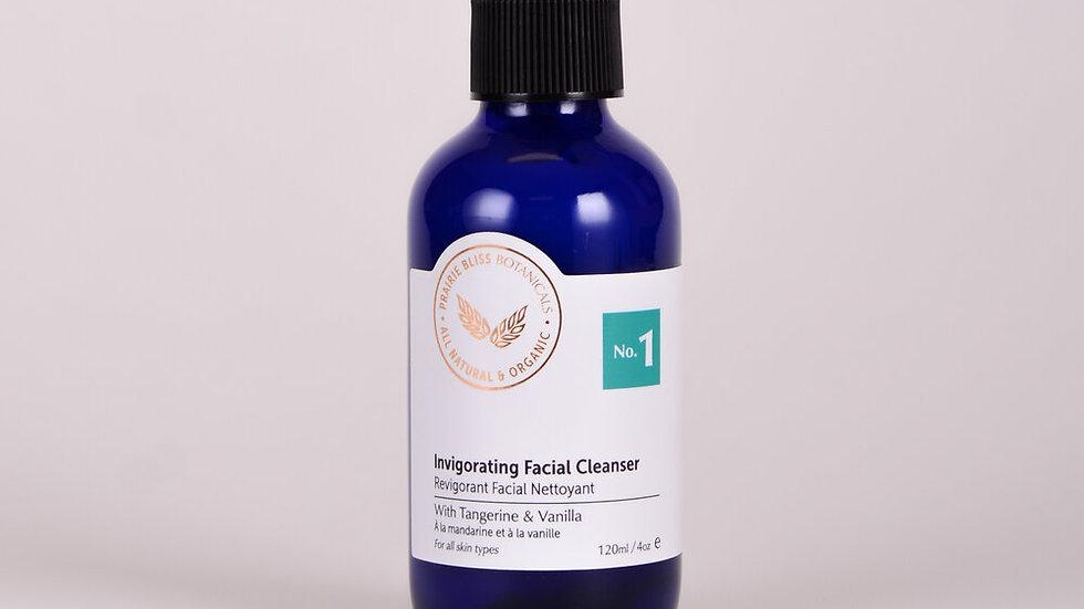 Invigorating Facial Cleanser