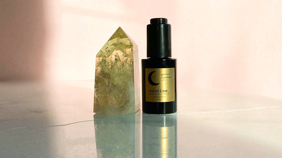 GOLDEN SLUMBER - NIGHT FACE OIL (30ML)