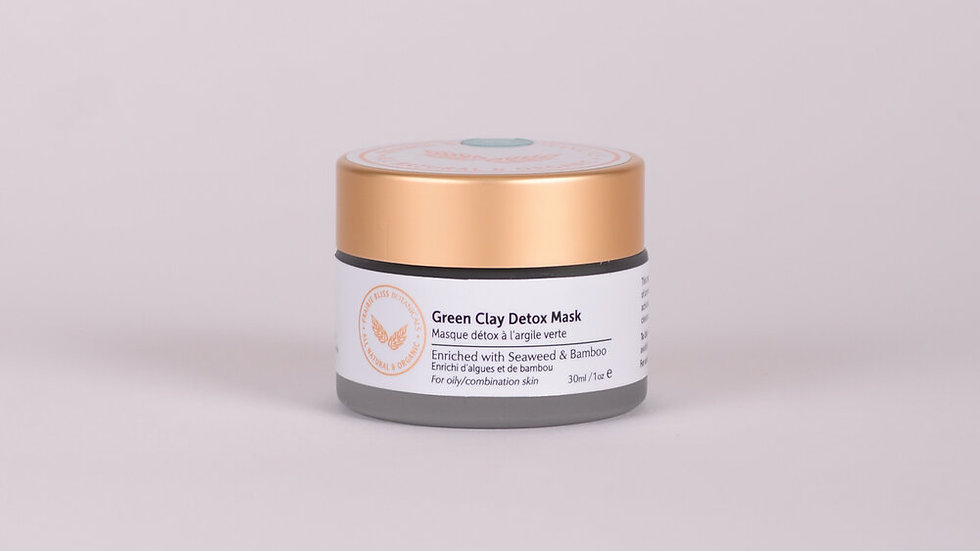 Green Clay Detox Mask