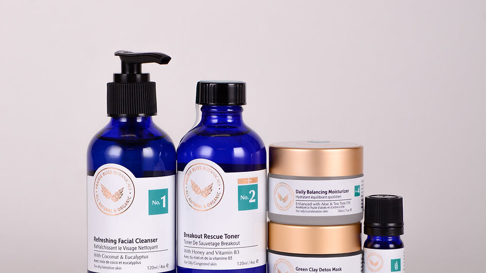 Hormonal Acne | Acne/Combination Package