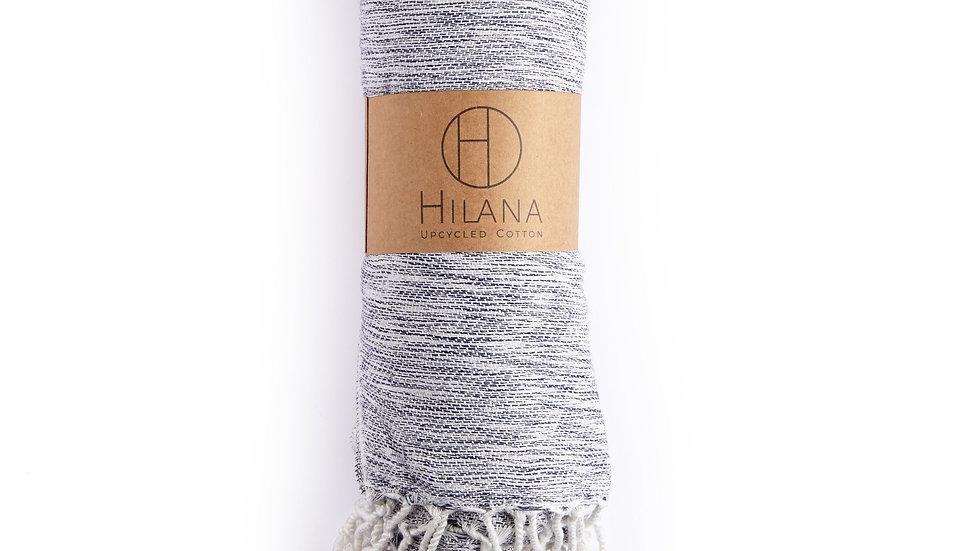 Yalova Ultra Soft Marbled Blanket Throw - Blue