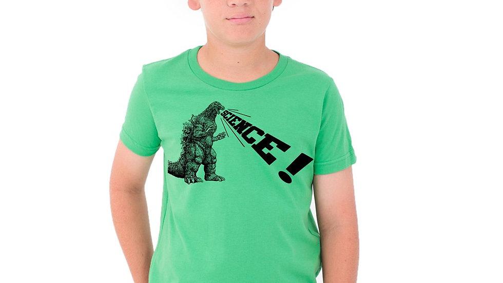 Godzilla Science