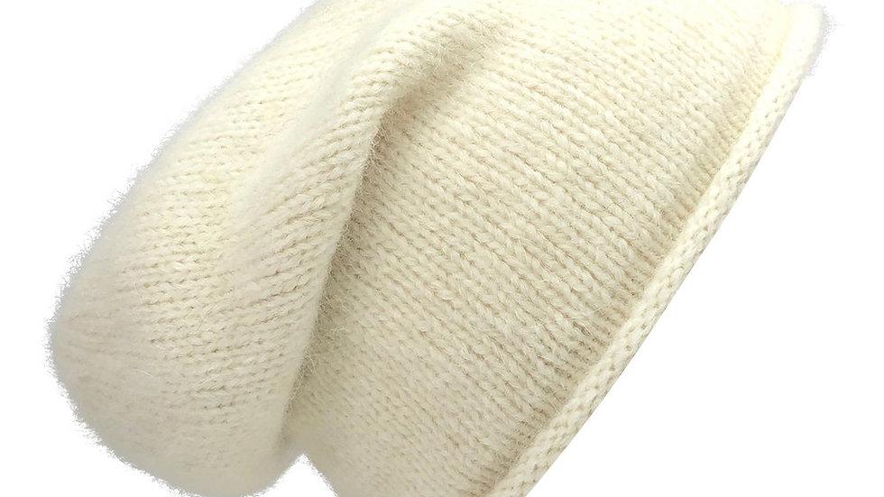 Snow Essential Knit Alpaca Beanie