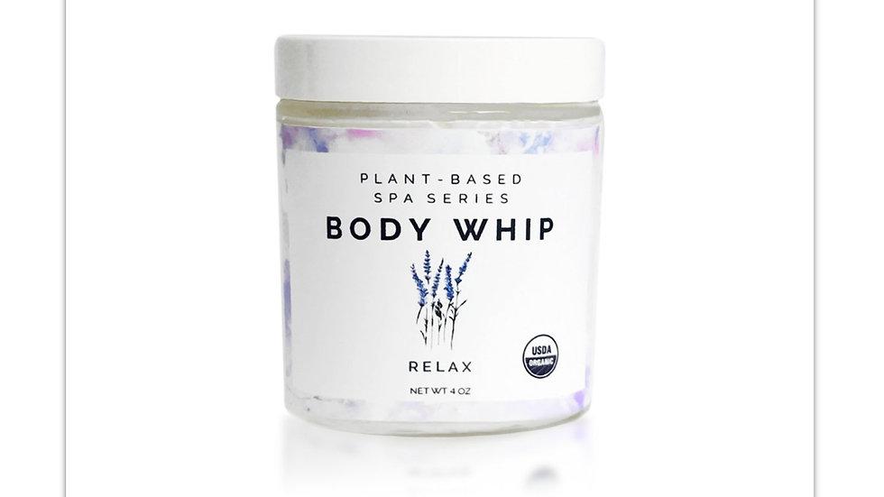 Organic Body Whip | Relax