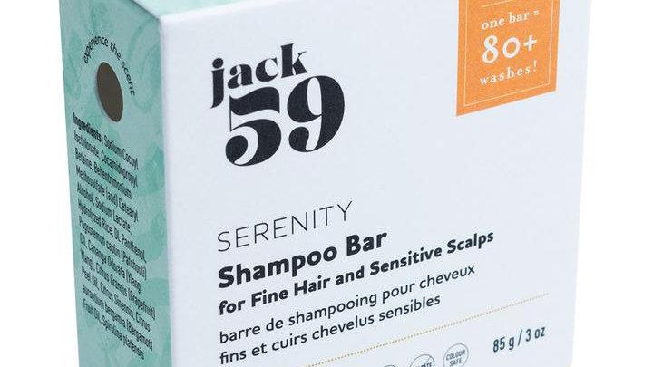 Serenity Shampoo Bar