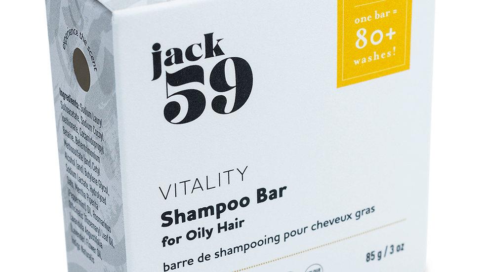 Vitality Shampoo Bar