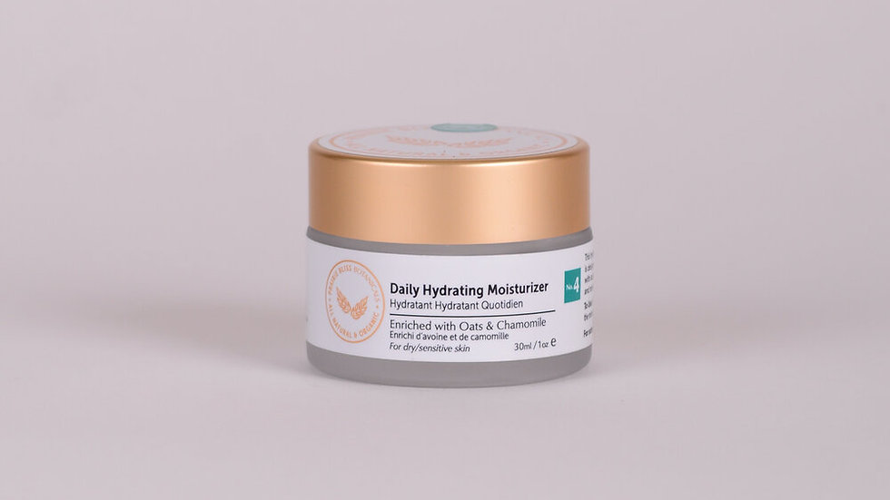 Unscented Daily Hydrating Moisturizer