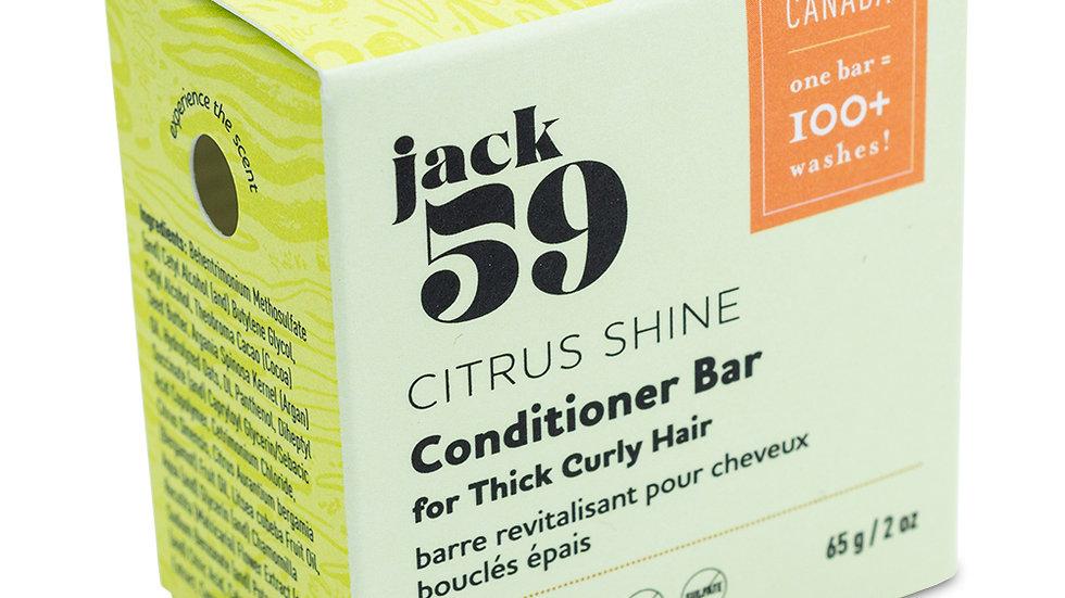 Citrus Shine Conditioner Bar