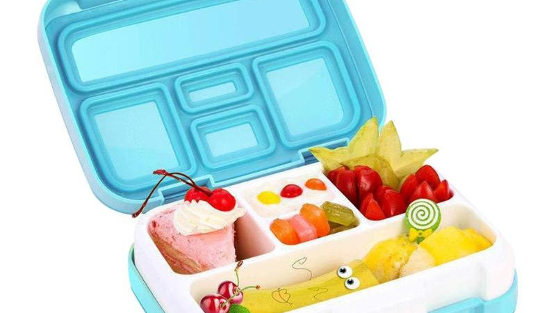 PP Lunch Box for Kids With Compartment