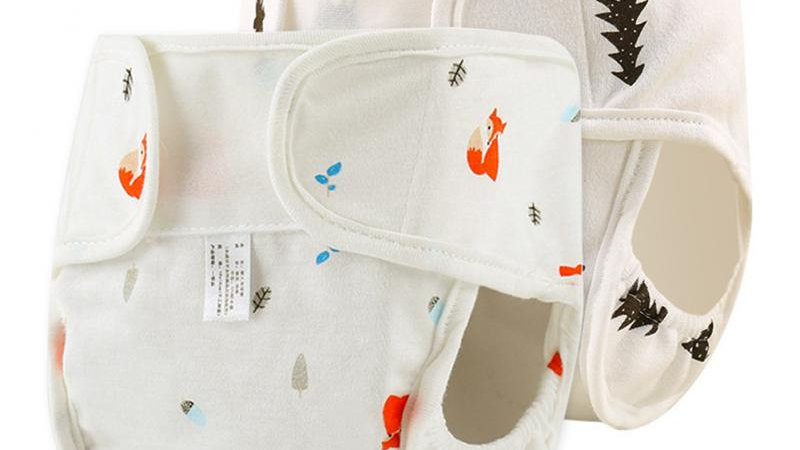 Baby Washable Reusable Cloth Nappy Diaper