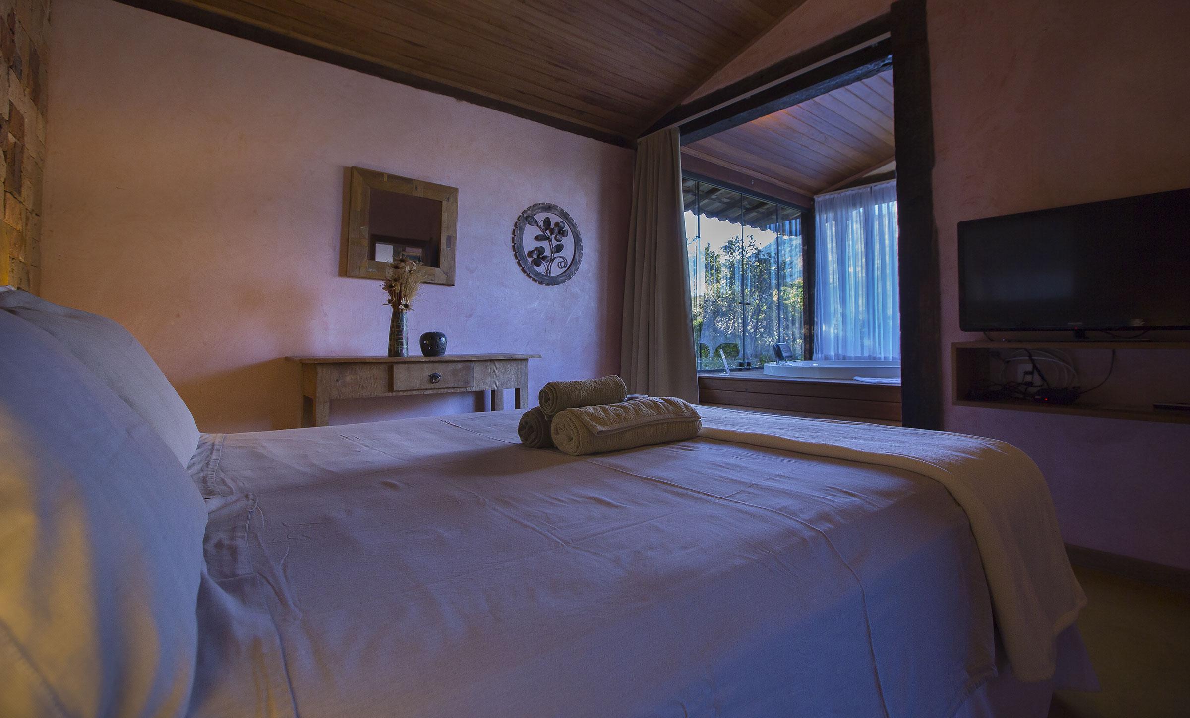 Casa do Teuler - Da Mata Suite Hidro - Lapinha Da Serra MG