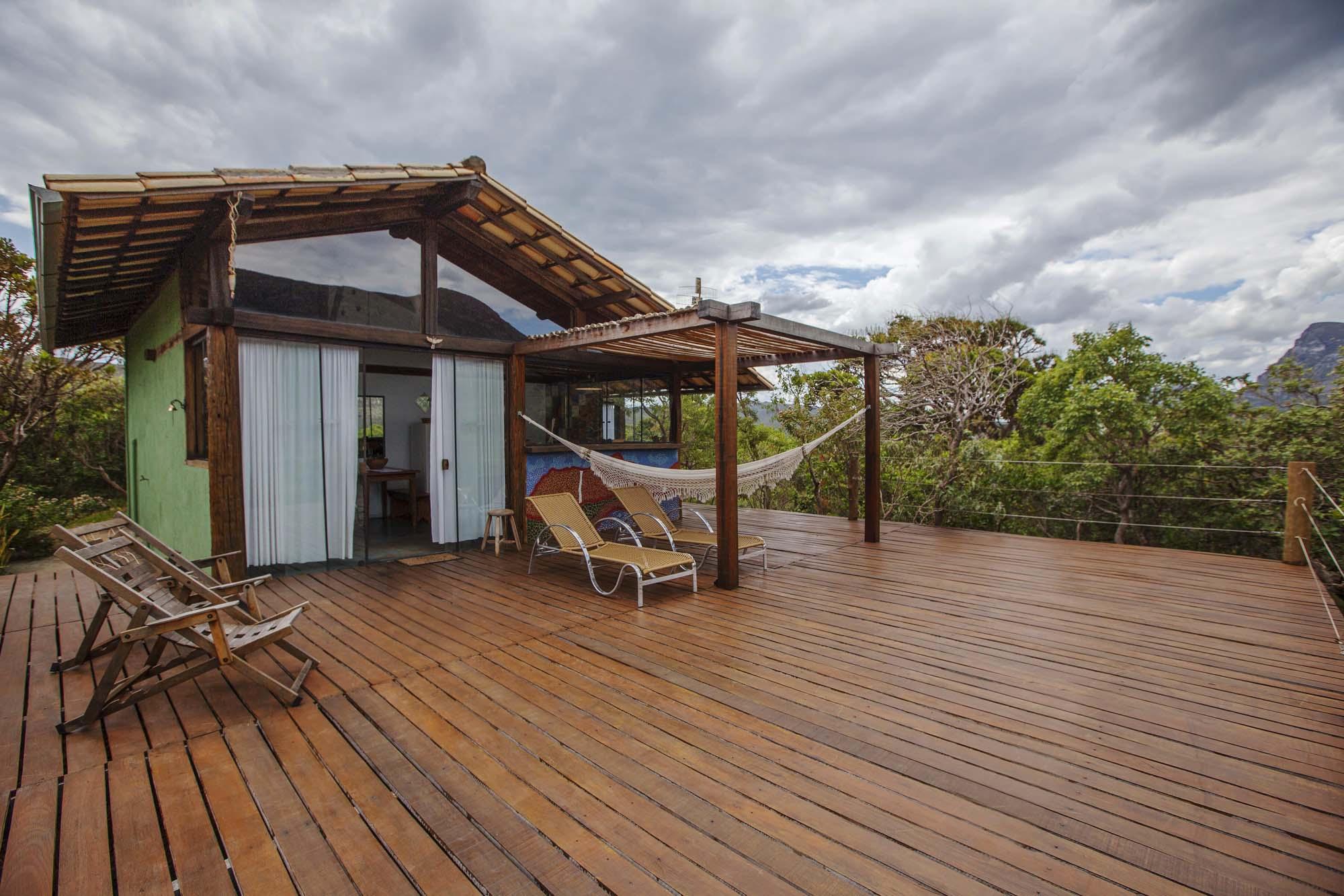 Casa do Teuler - Cerrado Suite Hidro Lapinha Da Serra